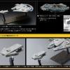 [Star Wars] 1/144 Millennium Falcon (Lando Calrissian Ver.) - Discount Code : FALCON