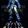 Special Coating : MG 1/100 Gundam Astray Blue Frame Type D (Third party paint job)