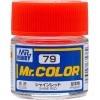 Mr. Hobby-Mr. Color-C079 Shine Red Gloss (10ml)