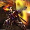 High-Resolution Model 1/100 God Gundam