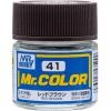 Mr. Hobby-Mr. Color-C041 Red Brown 3/4 Flat (10ml)