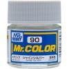 Mr. Hobby-Mr. Color-C90 Shine Silver Metallic (10ml)