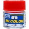 Mr. Hobby-Mr. Color-C003 Red Gloss (10ml)