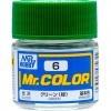 Mr. Hobby-Mr. Color-C006 Green Gloss(10ml)
