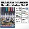 GMS125 Gundam Metallic Marker Set 2
