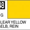 Mr. Hobby-Mr. Color-C048 Clear Yellow Gloss (10ml)