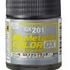Mr. Hobby-Mr. Color-GX201 Metal Black (18ml)