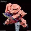 [14] SD Gundam Cross Silhouette MS-06S ZAKU II