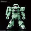 [OP-06] SD Gundam Cross Silhouette Cross Silhouette Frame [Green]