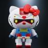 Tamashii Chogokin Gundam Hello Kitty