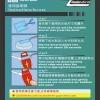 [Da Lin] Water Decal for Gunmetal Grey (Silver) Caution Warning Sign - General Purpose