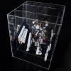 [Model Legend] RG 1/144 NU GUNDAM Multi Level Clear Acrylic Case