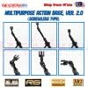 Multipurpose Screwless Type Action Base 1 Ver. 2.0 - Gray