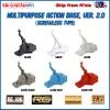 Multipurpose Screwless Type Action Base 1 Ver. 2.0 - Clear Red
