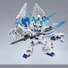 SD Unicorn Mecha Perfectibility SD Gundam Unicorn Perfectibility