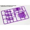 Sharp claw Effect parts for Bandai Figure-rise Standard Amplified Wargraymon - Purple