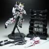 MG 1/100 RX-0 Unicorn Gundam HD Color +MS CAGE