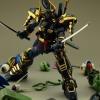 MG 1/100 Musha Gundam MK-II