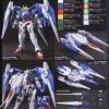GN-0000 + GNR-010 Gundam 00 Raiser (00 Gundam+0 Raiser Set)