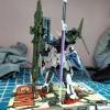 Daban 6630S Seed Destiny MG 1/100 Aile Strike Sword & Launcher Ver.RM Remark Model Kits