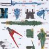 [Da Lin] Water Decal for PG 1/60 Perfect Strike Gundam