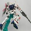 [100] HGUC 1/144 Unicorn Gundam (Destroy Mode)