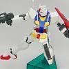 [045] HG 1/144 0 Gundam (Type A.C.D)